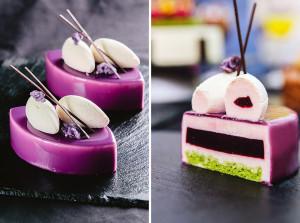 Пирожное «Violet»