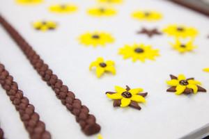 Пластичный шоколад