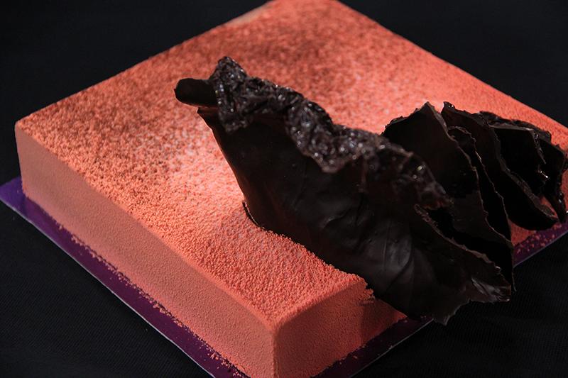 Торт с фруктами и маскарпоне фото 4