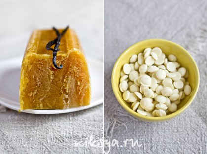 Маракуйя, ваниль и шоколад