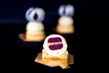 Пирожное «Цветок ванили»