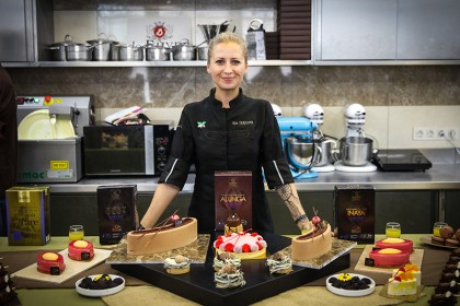 Nina Tarasova, Cacao Barry Ambassador
